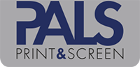 Pals Print & Screen Logo